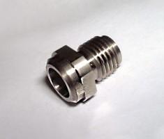 SUS303<br /> ネジ+エンドミル加工